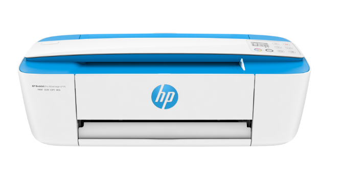 HP DeskJet Ink Advantage 3775 All-in-One Printer (Electric Blue)