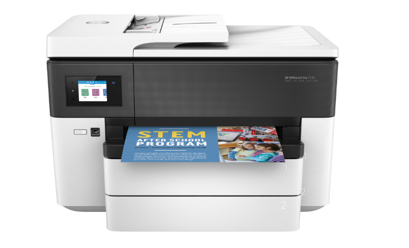 HP OfficeJet Pro 7730 All-in-One