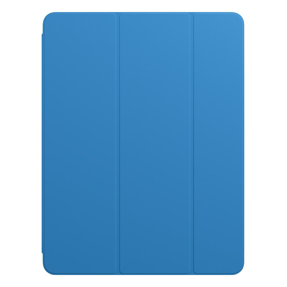 Smart Folio for 12.9-inch iPad Pro (4th generation) - Surf Blue