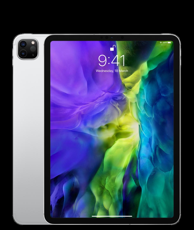 (2020 version New) Ex-stock now 11-inch iPad Pro Wi-Fi 512GB - Silver - MXDF2ZP/A