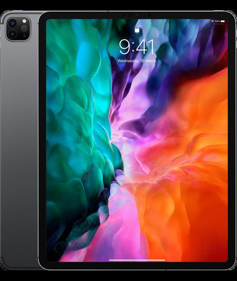 (2020 version New) 12.9-inch iPad Pro Wi-Fi + Cellular 1TB - Space Grey - MXF92ZP/A